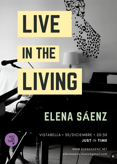 Live in the linving (Diciembre 2016)