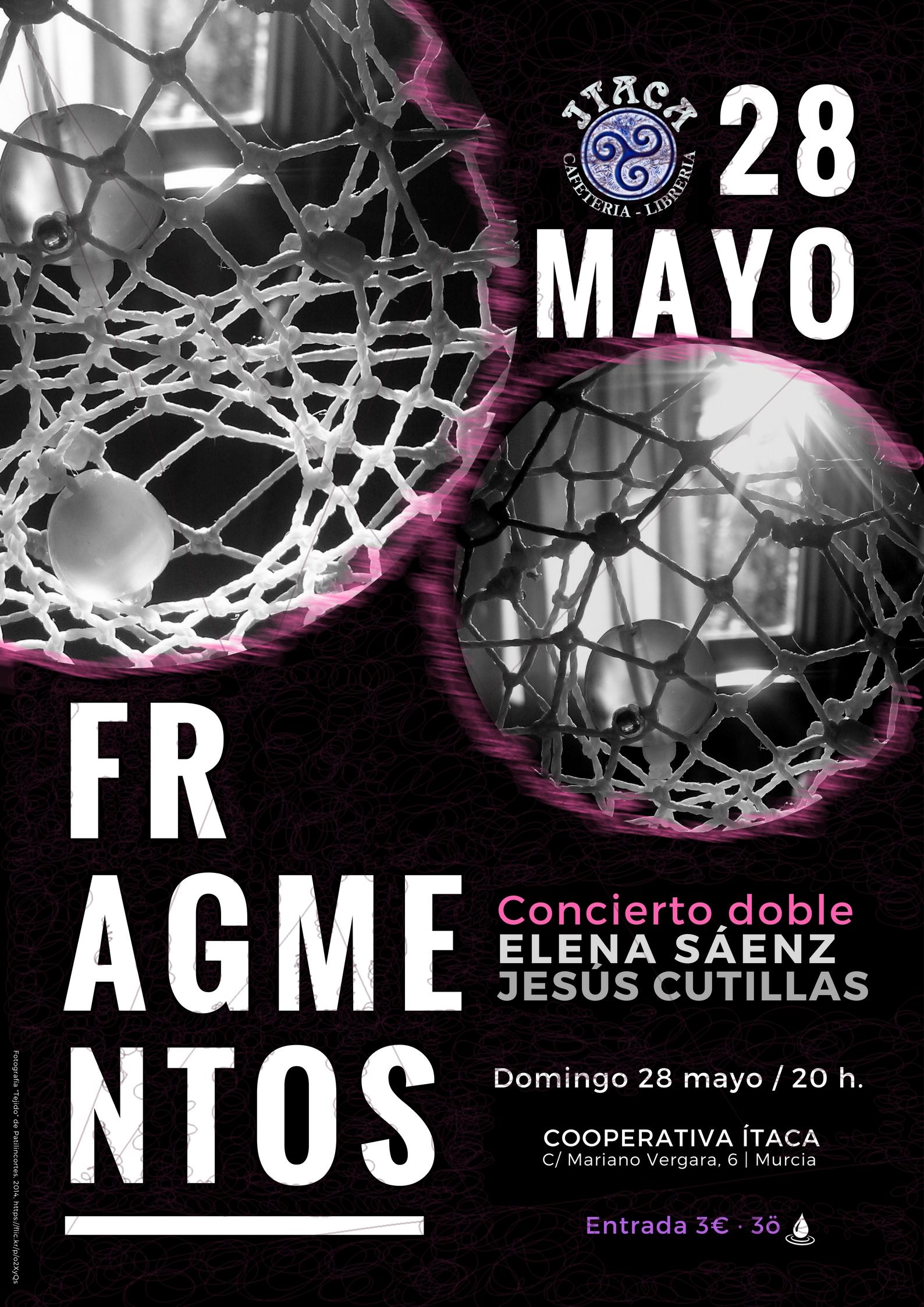 FRAGMENTOS - Concierto doble - Itaca