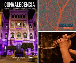 2019 Concierto en LA CONVALECENCIA