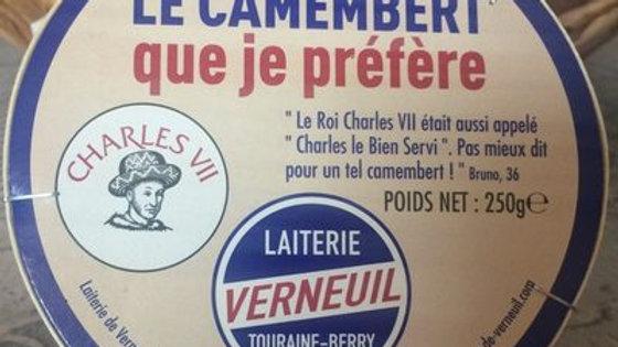 Camembert Charles VII 250g
