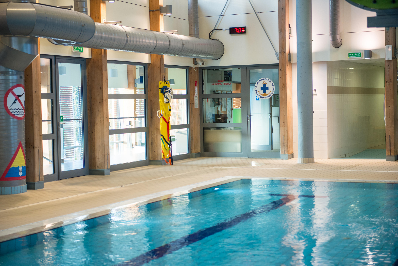 Lista rezerwowa nauka pływania,