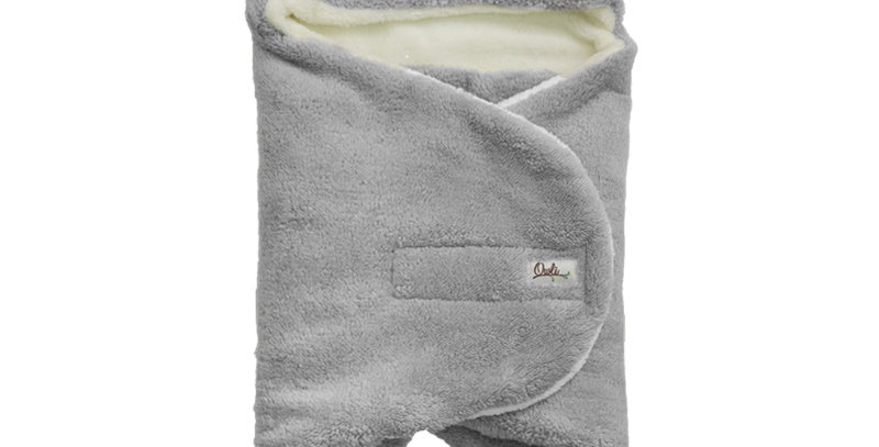 Owli Outdoor Sleeping Bag Gray 0-6 Months