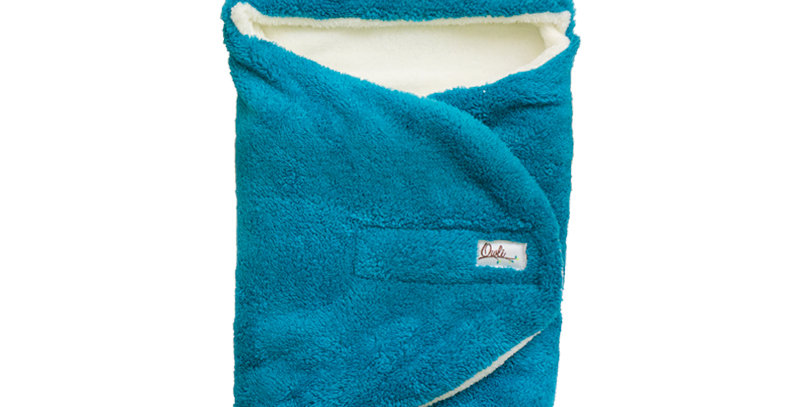 Owli Outdoor Swaddle Turquoise 0-6 Months