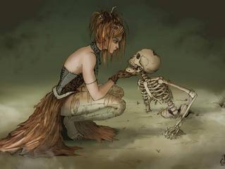 Skeletons and Boundaries