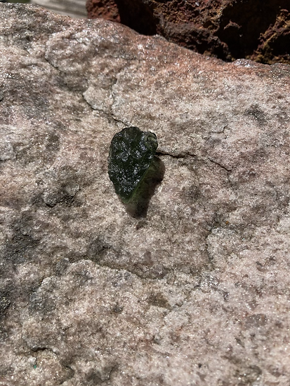 Moldavite D