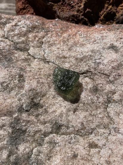 Moldavite A
