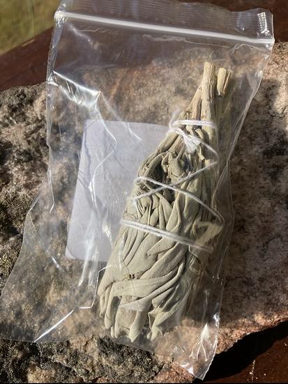 White Sage Smudge Stick