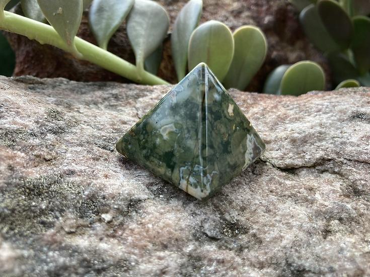 Rainforest Rhyolite Pyramid