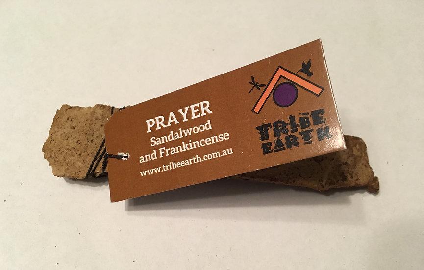 Prayer Incense- Sandalwood & Frankincense