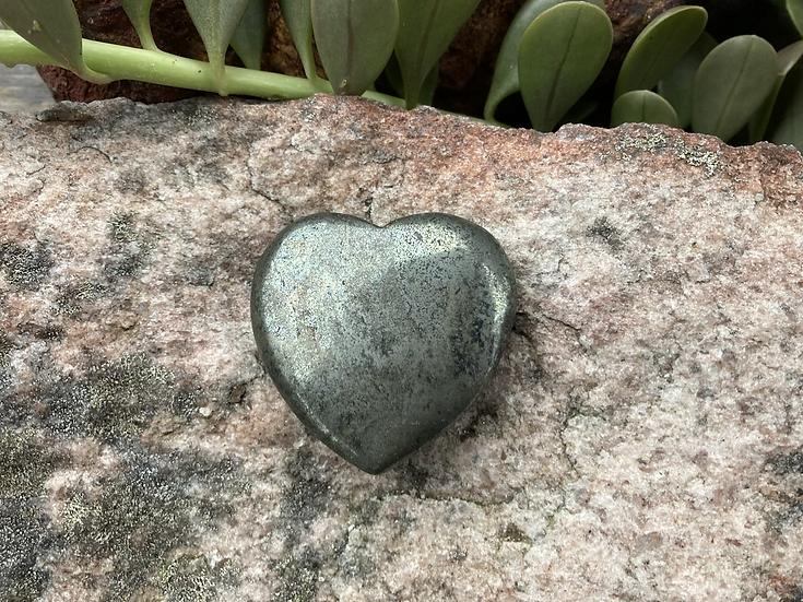 Healers Gold Heart