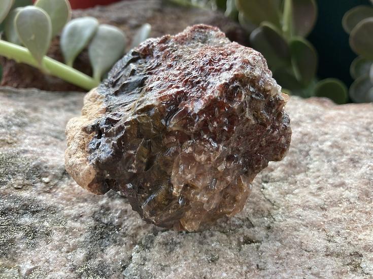 Red Calcite