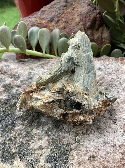 Australian Kyanite in matrix