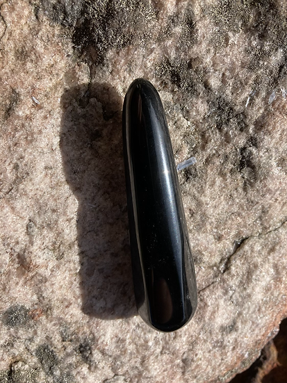 Black Obsidian Wand