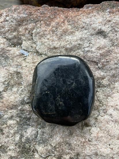Shungite Palmstone