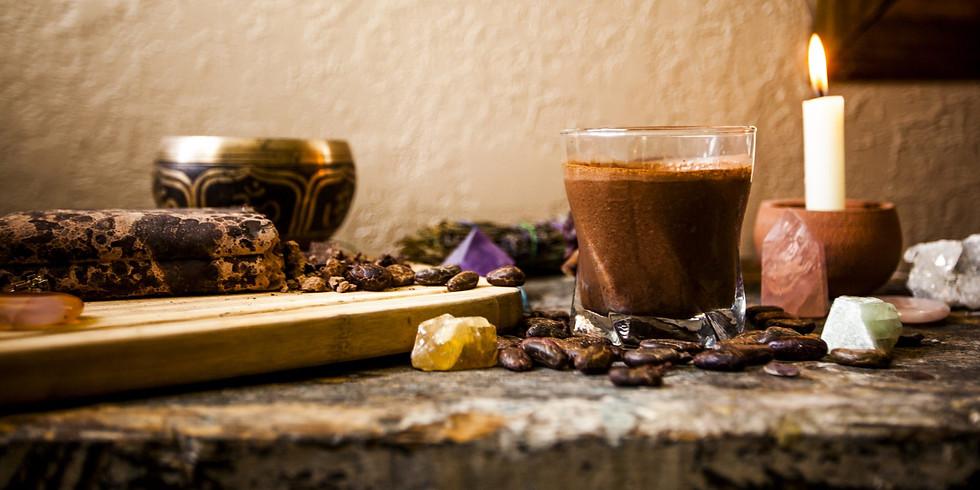 Sacred Cacao with Soul Retrieval Meditation