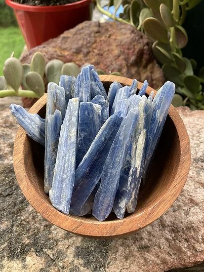 Kyanite blades single piece