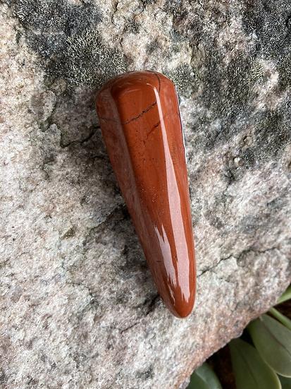 Red Jasper Wand