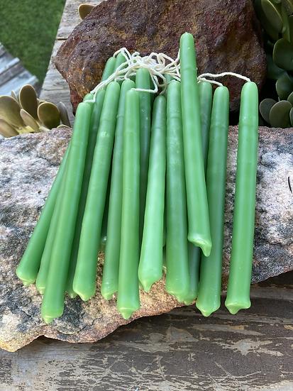 Green Ritual Candle