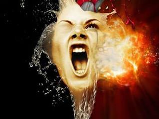 Anger is a spiritual baseball bat