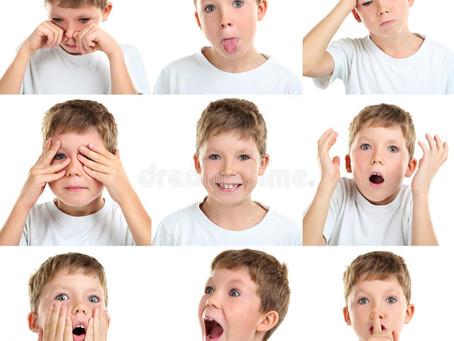 Las emociones y nuestros hijos.