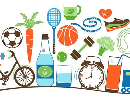 10 Hábitos para cuidar la salud física y mental