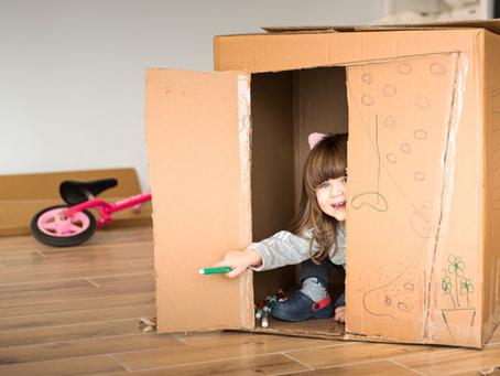 9 maneras de mantener ocupado a tu pequeño