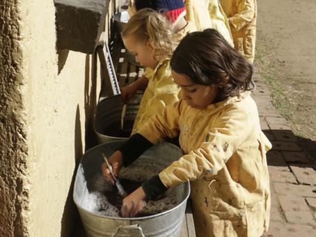 El niño y el apoyo en las actividades diarias del hogar o en la escuela
