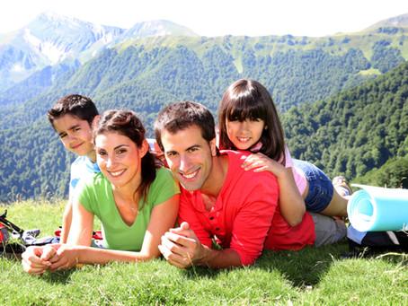 Cinco ideas para hacer una excursión educativa a la montaña