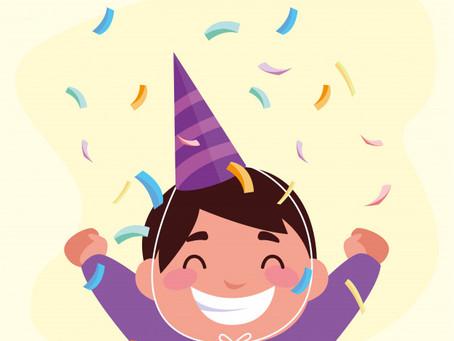 El cumpleaños de Diego: ¿Jugar a las escondidillas por Zoom?