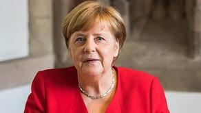 Angela Merkel y su infancia inclusiva