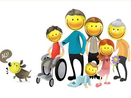 8 consejos de amor y esperanza para padres de hijos con discapacidad
