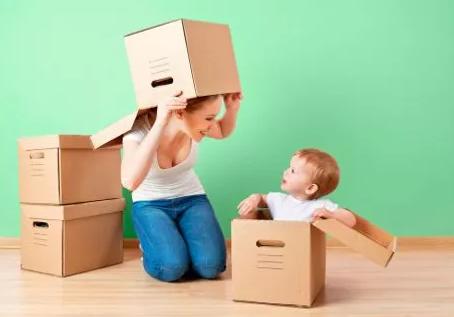 ¿Cómo estar bien con tus niñ@s en casa, sin desfallecer en el intento?