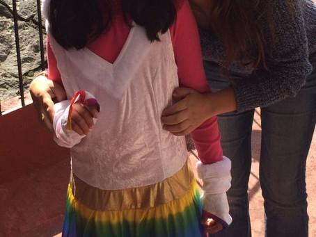 Ana Lucía y yo, una experiencia enriquecedora