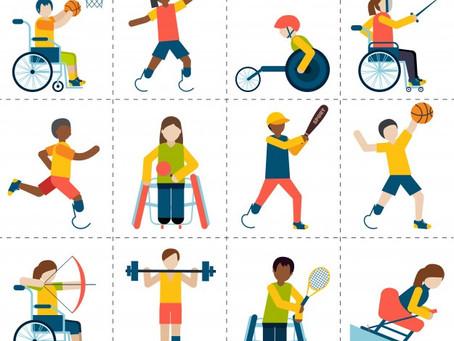 Deporte y discapacidad.
