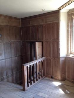 Linenfold Oak Panelling