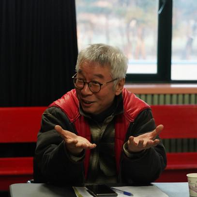 유니마코리아 연출 멘토링 진행 사진