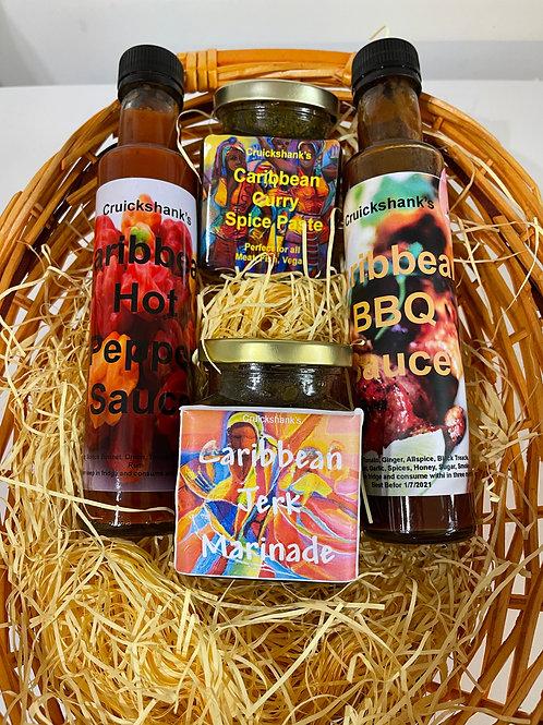 Caribbean Sauce Gift Hamper