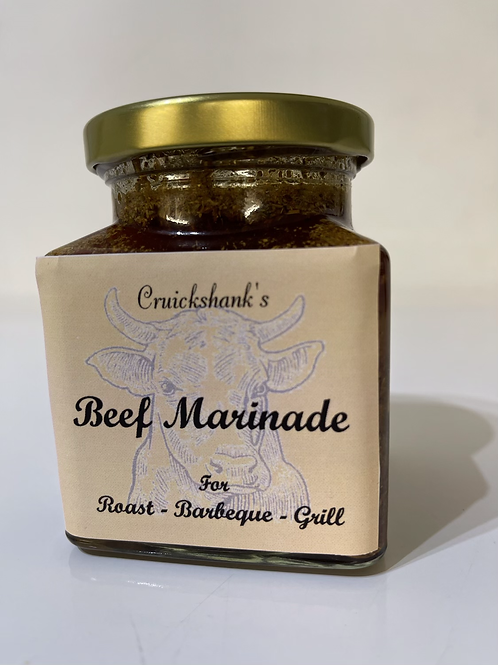 Beef Marinade for Roast , Barbecue and Grill