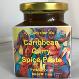 Caribbean Curry Spice Paste