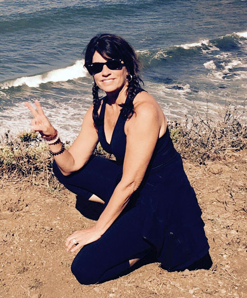 Viki Distin of Cascade Yoga Studio | Spiritually Speaking | by Sandra Mitchell, Life Coach + Writer