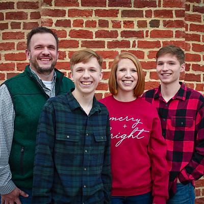 Wolfe Family Dec 2020