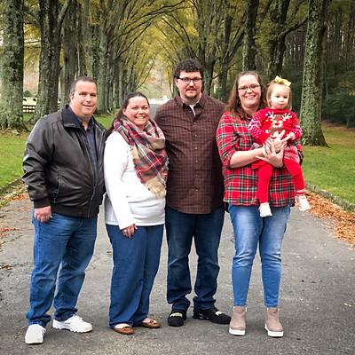 Mahon Family Dec 2020