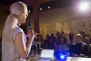 Back to Basics: Voice Acting Workshop