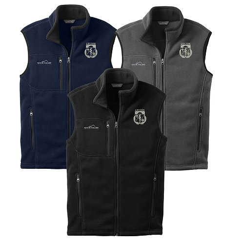 LECOM - Eddie Bauer Mens  Fleece Vest