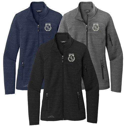 LECOM - Eddie Bauer Ladies Sweater Fleece Full-Zip