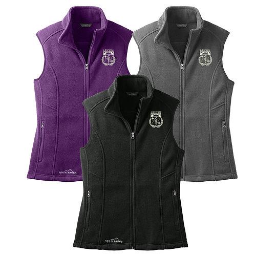 LECOM - Eddie Bauer Ladies Fleece Vest