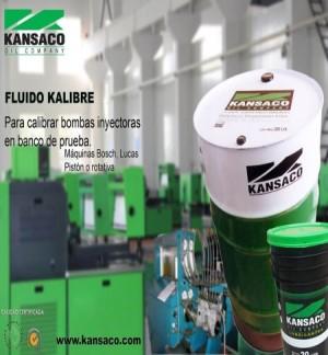 fluido para calibracion bombas inyectora