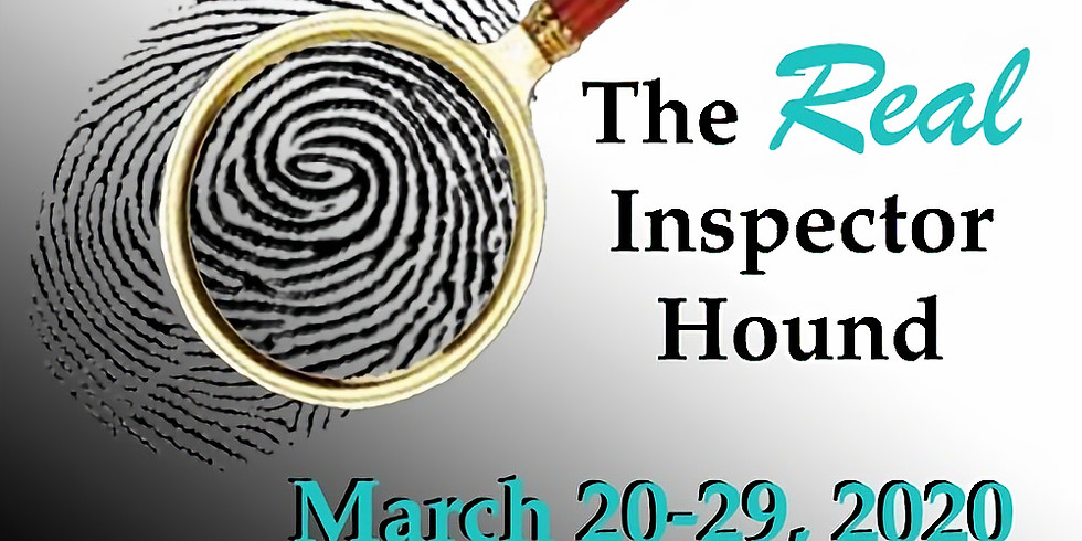 Black Box Theatre: The Real Inspector Hound