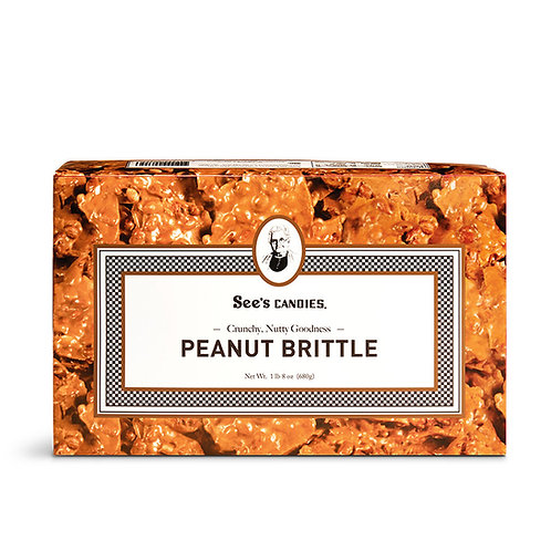 See's Peanut Brittle