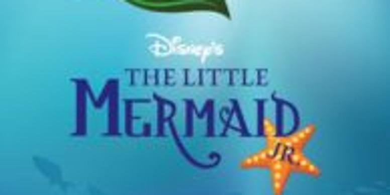 Little Mermaid Jr. Musical Theatre Camp